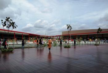 Resmi Dibuka, Q Big <i>Retail Complex</i> Pertama dan Terbesar di Indonesia