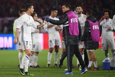 Real Madrid Paksa Kashima Antlers Mainkan Babak Tambahan