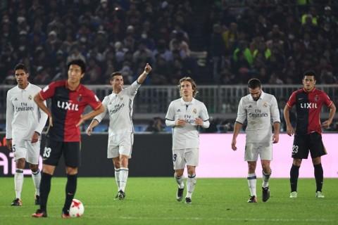 <i>Hattrick</i> Ronaldo antar Real Madrid Juarai Piala Dunia Antarklub