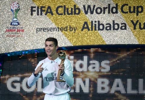 Malam Sempurna Ronaldo di Final Piala Dunia Antarklub