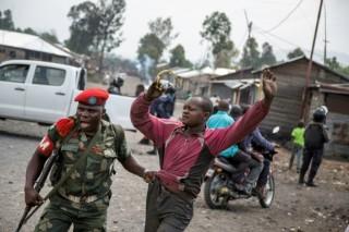 Baku Tembak Warnai Perebutan Kekuasaan di Kongo