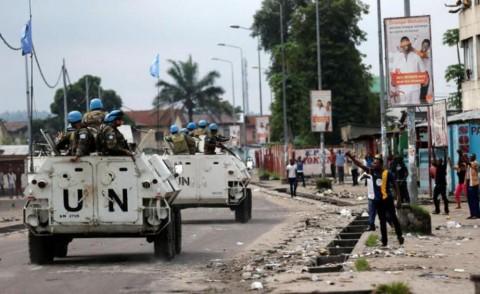 Pasukan Kongo Tewaskan 26 Demonstran Penentang Penguasa