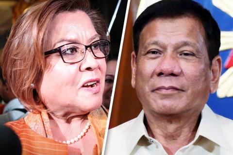 Pemerintah Filipina Ajukan Tuntutan ke Senator Pengkritik Duterte