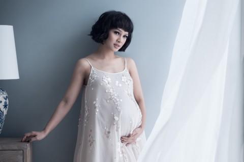 Resapi Momen Kehamilan, Andien Rilis Belahan Jantungku