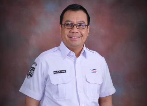 Plt 2 Bulan, Faik Fahmi Resmi Jadi Dirut ASDP Indonesia Ferry