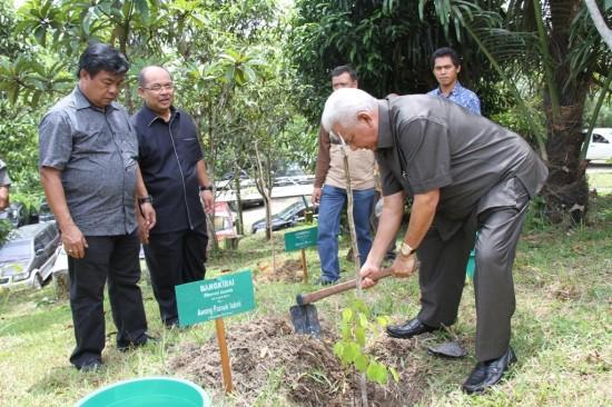Kalimantan Timur Dinobatkan sebagai Percontohan Pembangunan Hijau Dunia