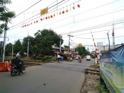 Pengendara Dukung Pembangunan Flyover di Pondok Betung