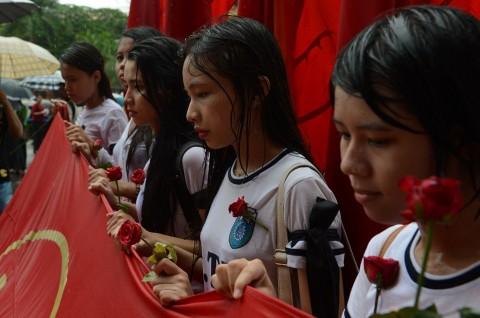 Pria di Myanmar akan Dipenjara Jika Tidak Nikahi Wanita Hamil