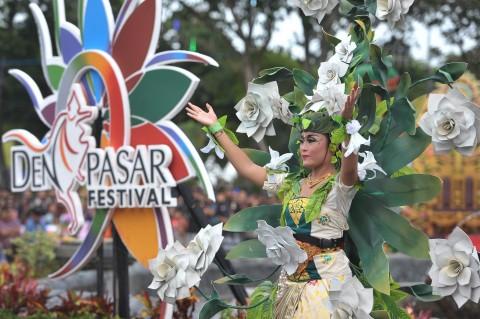 Denpasar Festival 2016 Digelar