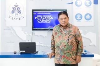 Taspen Merampungkan Akuisisi Saham Pos Indonesia di Bank Mantap