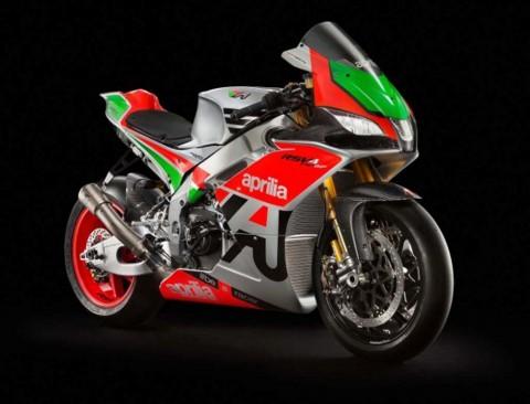 Aprilia RSV4 R FW-GP Misano Mirip Motor MotoGP