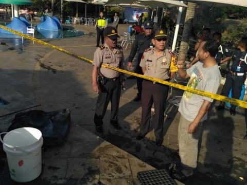 Bersih-bersih Kolam Renang, Petugas Tewas Tersengat Listrik