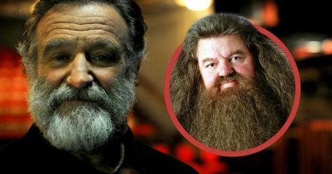 Alasan Robin Williams Pernah Ditolak Bintangi Film Harry Potter