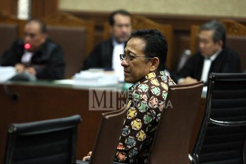 Sidang Irman Gusman Hadirkan Empat Saksi