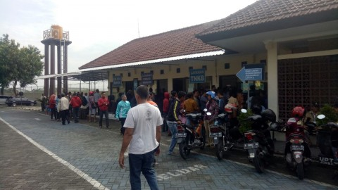 Samsat Jombang Janji Buka hingga Wajib Pajak Habis