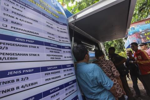 Pemerintah Dinilai Gegabah Menaikkan Biaya Pengurusan STNK & BPKB