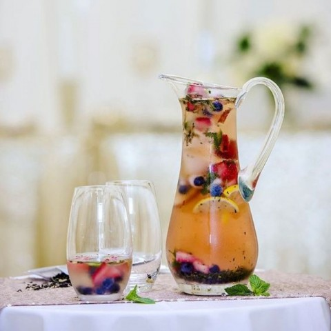Makanan dan Minuman ini Tingkatkan Kinerja Hati