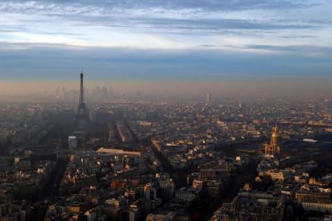 Rencana Paris Jadi Kota Bebas Polusi di 2017
