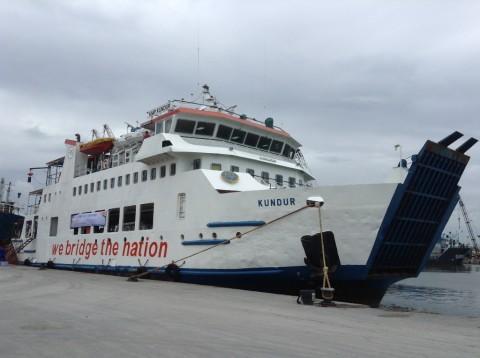 ASDP Operasikan KMP Kundur Melayani Tiga Destinasi di Kepulauan Seribu