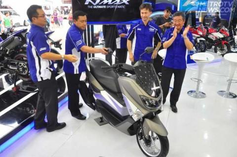 Yamaha Dominasi Ekspor Motor 2016