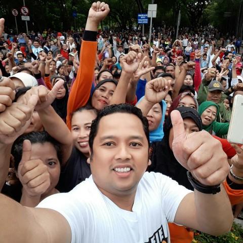 Pemkot Tangerang Ajak Warga Swafoto