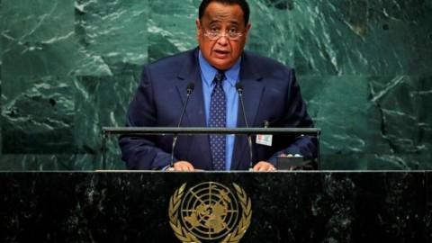 AS Cabut Sanksi Ekonomi Sudan