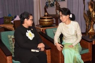 Dua Sekolah dari RI di Rakhine Segera Diresmikan Menlu Retno