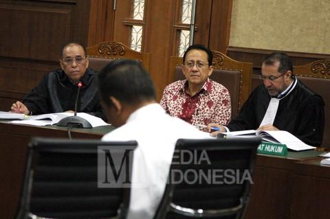 Sidang Irman Gusman Hadirkan Ahli Hukum Pidana UII