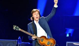 Paul McCartney Tuntut Sony Terkait Kepemilikan Lagu The Beatles