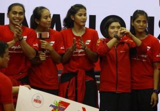 Tim Putri Jakarta Elektrik Bidik <i>Hattrick</i> Juara Proliga