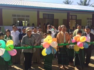 Indonesia Bangun 2 SD untuk Warga Rakhine, Myanmar