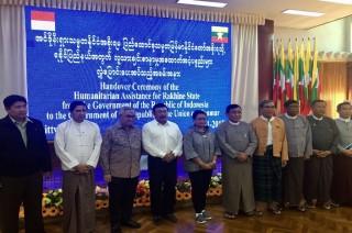 Bantuan Kemanusiaan RI Bentuk Dukungan Konstruktif bagi Rakhine
