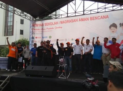 Sumarsono Sebut Jakarta Belum Tanggap Bencana