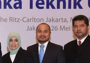 CEO Bukaka Energy Jadi  Ketua Umum HIPMI DKI Jakarta