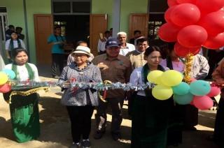Indonesia Bangun Dua Sekolah di Rakhine Myanmar