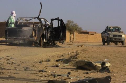 Serangan Mantan Pemberontak Mali Tewaskan 14 Orang