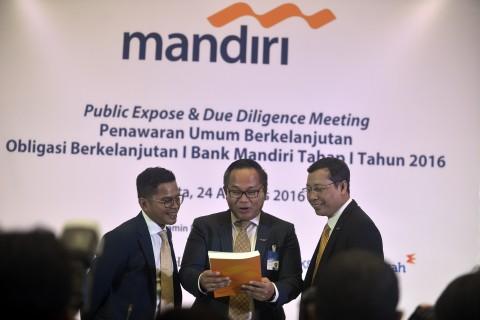 Bank Mandiri Layani Transaksi PNBP Kementerian Perhubungan