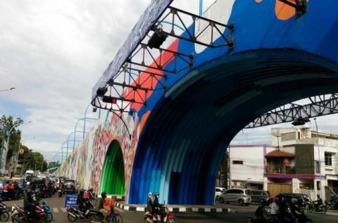 Konsep Jembatan Pelangi akan Dipakai di Jalur KA Jakarta-Surabaya