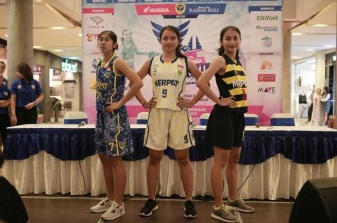 Merpati Bali Siap Berlaga di Seri I Kompetisi Basket Putri Nasional