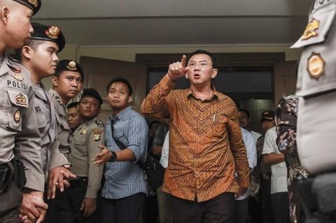Ahok Apresiasi Instruksi Jendral Tito soal Usut Kasus Calon Kepala Daerah