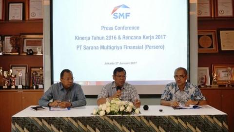 SMF Alirkan Dana Jangka Panjang Rp27,39 Triliun di 2016