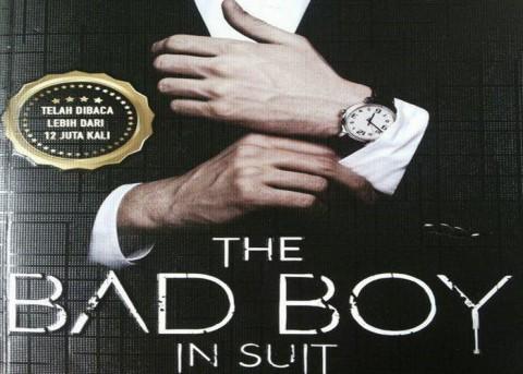 Baru Dirilis, Novel The Bad Boy In Suit Jadi Buku Terlaris