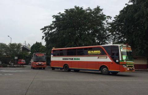 Terminal Kampung Rambutan Masih Layani Trayek Jateng & Jatim
