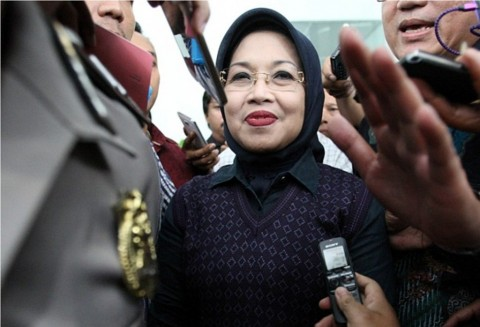 Sylvi Dipanggil Bareskrim terkait Kasus Pembangunan Masjid