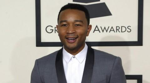 John Legend Protes Kebijakan Donald Trump
