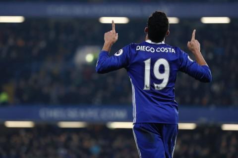 Fakta Gol Diego Costa Dalam Angka