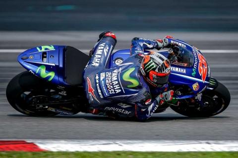 Vinales Fokus Simulasi Balap di Tes Resmi MotoGP