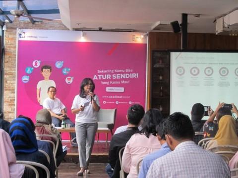 AXA Life Indonesia Luncurkan Klik Proteksi