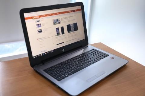 HP 15-ba004AX, Gaya Kasual Performa Gaming