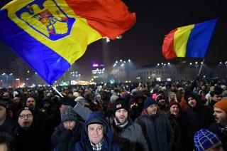 Rumania Adopsi UU Kontroversial Amnesti Koruptor